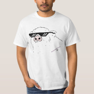 #PickYourPig in Shades T-shirts