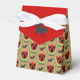 Picnic Ant cartoon favor tent Favour Box