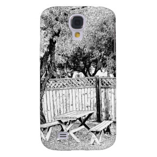 Picnic Area in the Campground HTC Vivid Case