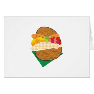 Picnic Basket Card