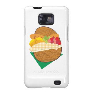 Picnic Basket Samsung Galaxy S2 Case