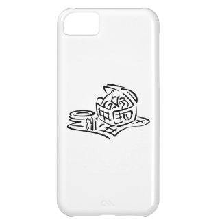 Picnic Basket iPhone 5C Cover