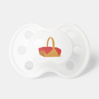 Picnic Basket Baby Pacifier