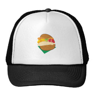 Picnic Basket Trucker Hats