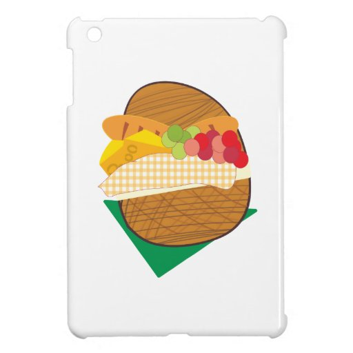Picnic Basket iPad Mini Cases