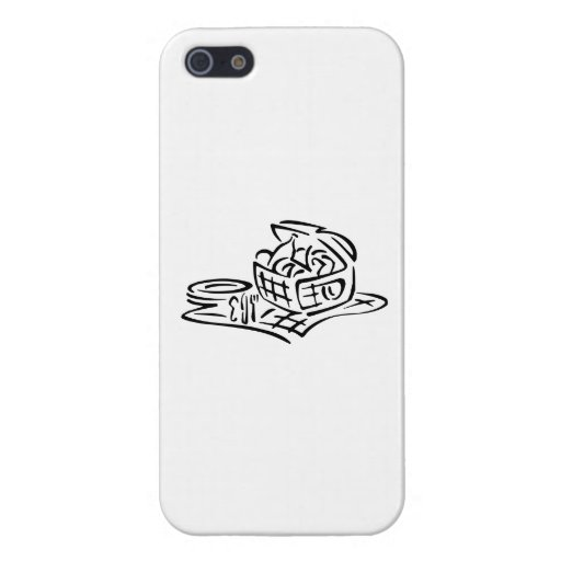 Picnic Basket Case For iPhone 5