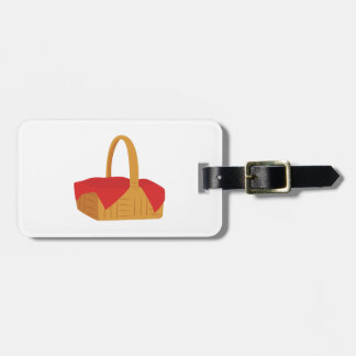 Picnic Basket Tags For Luggage