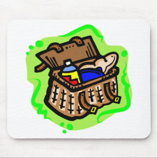 Picnic Basket Mousepad