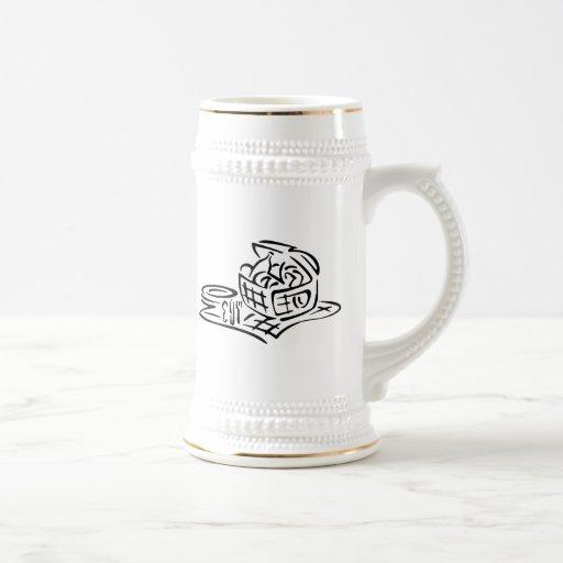 Picnic Basket Coffee Mug