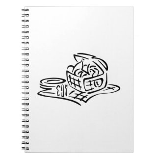 Picnic Basket Note Books