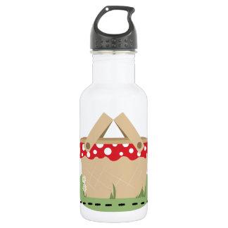 Picnic Basket 532 Ml Water Bottle