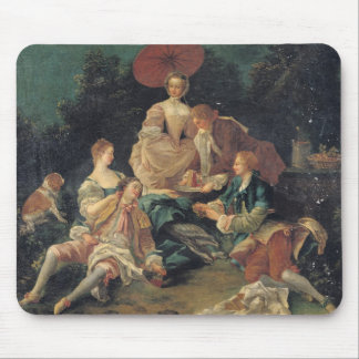 Picnic in a Park Mouse Mat