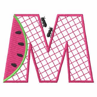 Picnic Letter M