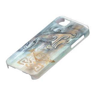 Pictish Celtic Beast phone case