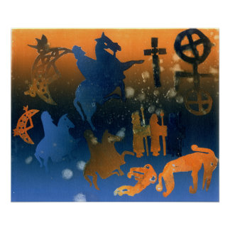 Pictish Ceremony Poster
