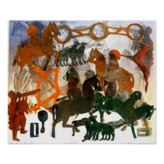 Pictish Heritage Poster