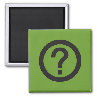 Pictogram Magnet Question Mark