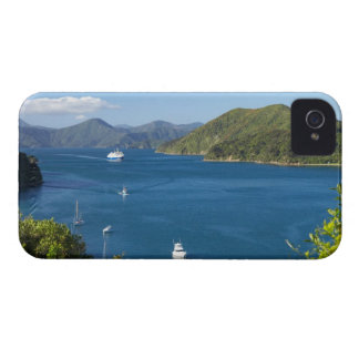 Picton Harbour, Marlborough Sounds, South iPhone 4 Cases