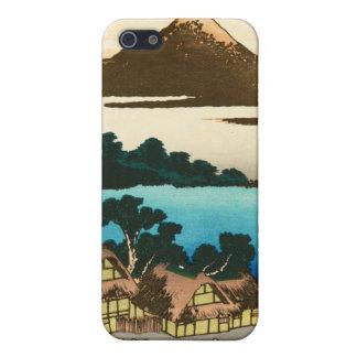 Pictorial Envelope 36 Views of Mount Fuji, Hokusai iPhone 5 Covers