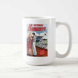 """Pictorial Romances #6"" Coffee Mug"