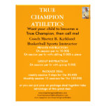 Picture1, TRUE CHAMPION ATHLETICS, Coach Martez... Full Color Flyer