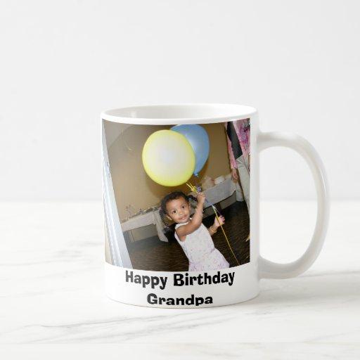 Picture 006, Happy Birthday Grandpa Mug