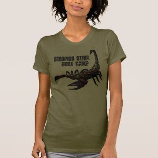 Picture 3, SCORPION STING, BOOT CAMP Tee Shirt