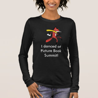 Picture Book Summit Dance 2016 Long Sleeve T-Shirt