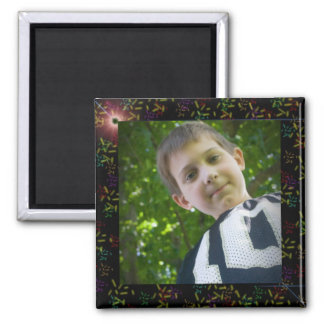picture frame refrigerator magnets