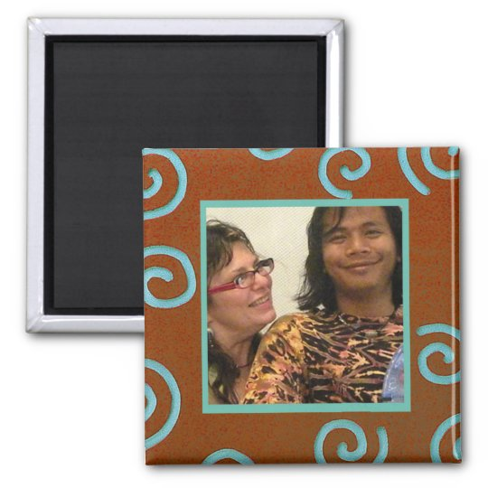 PICTURE FRAME MAGNET