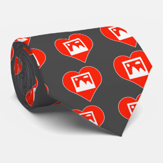 Picture Gift Tie