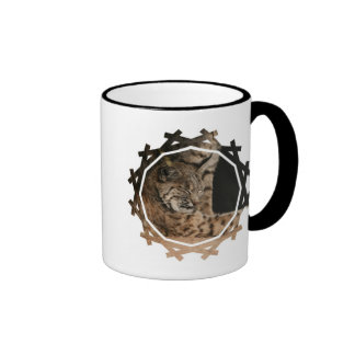 Picture of a Bobcat Coffee Mug