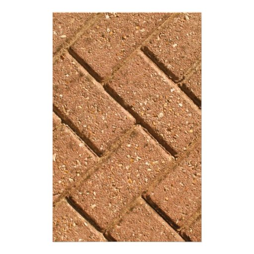 Picture of Bricks. Full Color Flyer