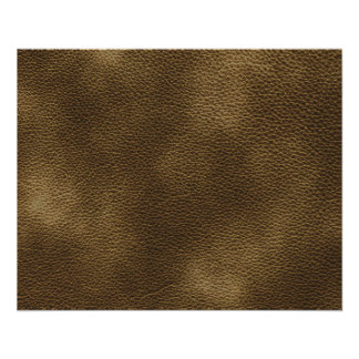 Picture of Brown Leather. Flyer