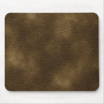 Picture of Brown Leather. Mouse Pad