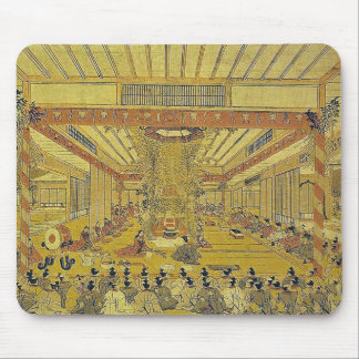 Picture of Daidai Kagura by Utagawa,Toyoharu Mousepad