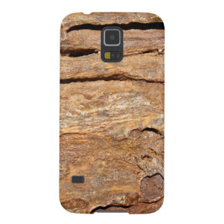 Picture of Fossilized Wood. Cases For Galaxy S5