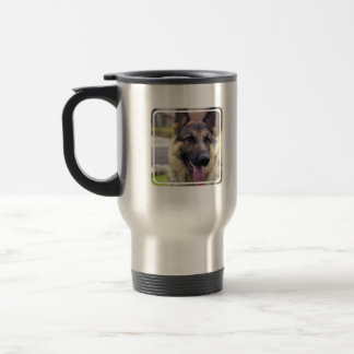 Picture of German Shepherd Travel Mug