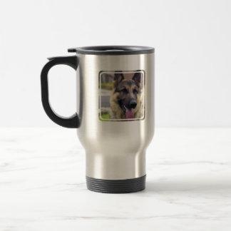 Picture of German Shepherd Travel Mug