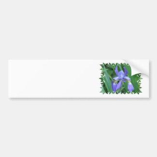 Picture of Iris Bumper Sticker