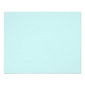 Picture of Light Turquoise Leather. Flyer