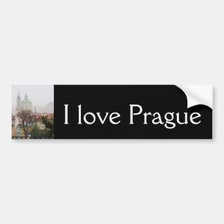 Picture of Prague Bumper Sticker
