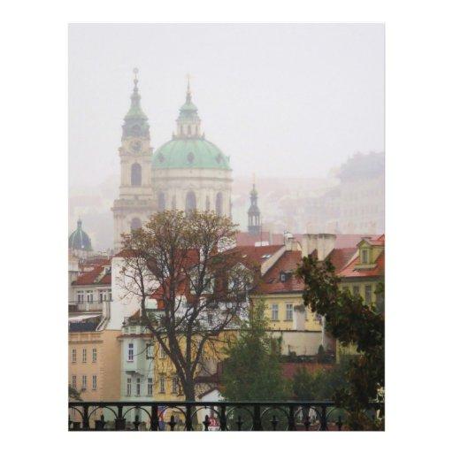 Picture of Prague Custom Flyer