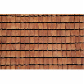 Picture of Rooftop tiling pattern Photo Cutouts