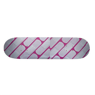 Picture of Rows of bandages Skate Board Deck