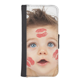 Picture of Small Cute Cupid iPhone SE/5/5s Wallet Case