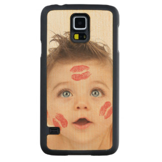 Picture of Small Cute Cupid Maple Galaxy S5 Slim Case