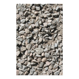 Picture of Small Stones. Personalized Flyer