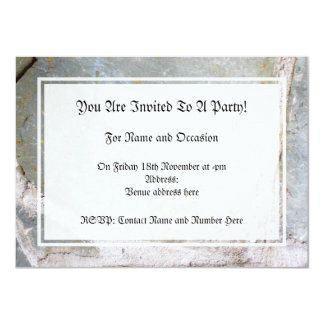 Picture of Stone Wall 11 Cm X 16 Cm Invitation Card