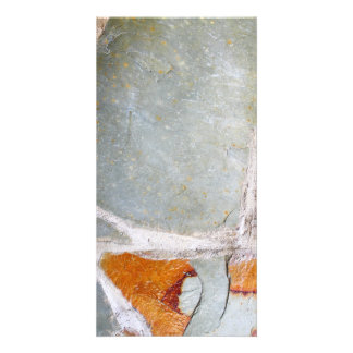 Picture of Stone Wall Customized Photo Card